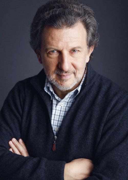 Piergiorgio Oddifreddi-autor książki Dlaczego niemogę być chrześcijaninem-krytyka kościoła-ateizm